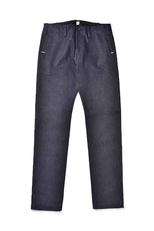 [1164] 14oz. Selvedge Denim Trousers
