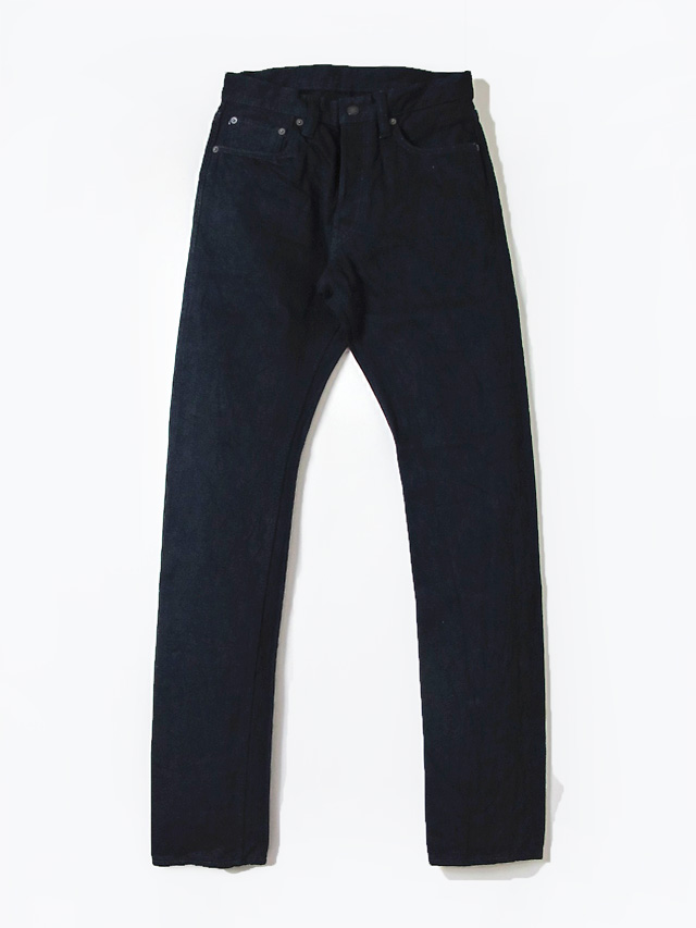 [XX-019-WID] 14oz. Deep Indigo Relaxed Tapered