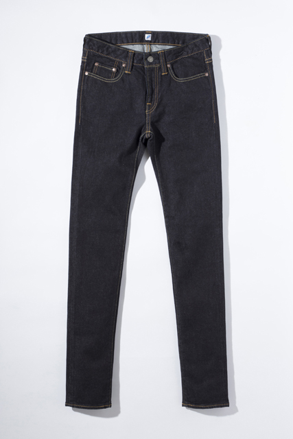 [1069-6-O/W] 12oz. Women's Stretch Skinny (Indigo)