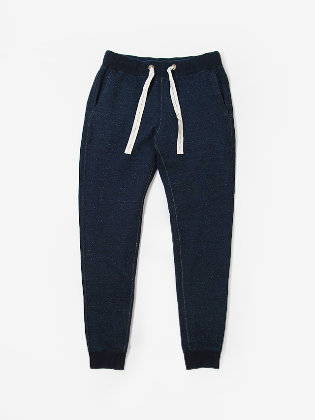 [1152] Indigo Heavyweight Sweatpants