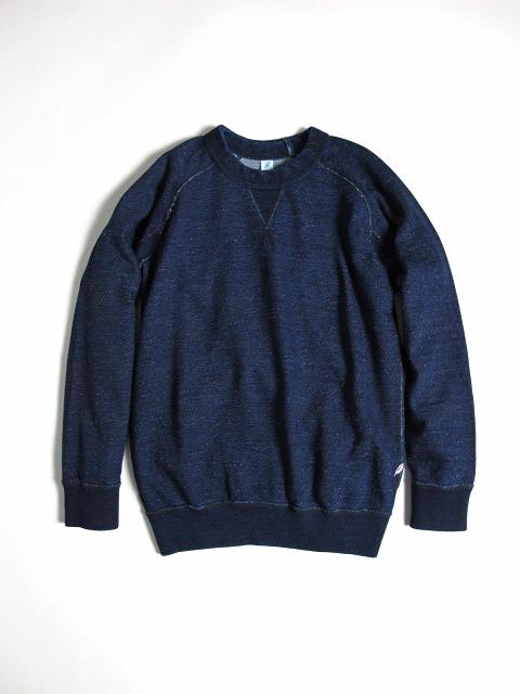 [5316] Indigo Sweatshirt