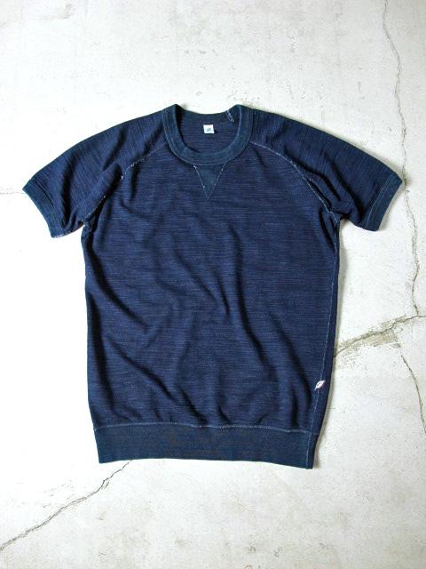 [5348] Slub Jersey Raglan T-shirt
