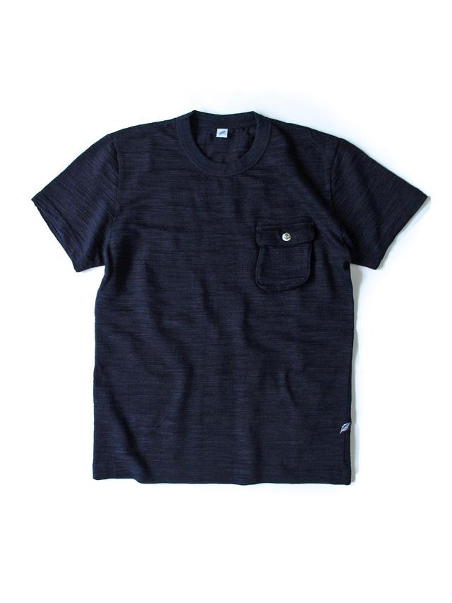 [SS-5353] Slub Jersey Pocket T-Shirt (Short Sleeve)