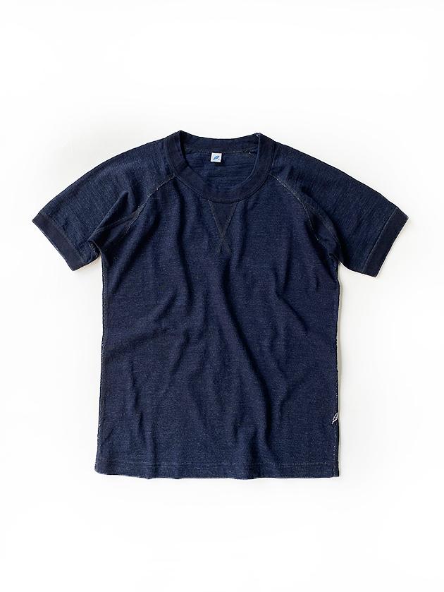 [SS-5369] Slub Jersey Raglan Short Sleeve T-shirt