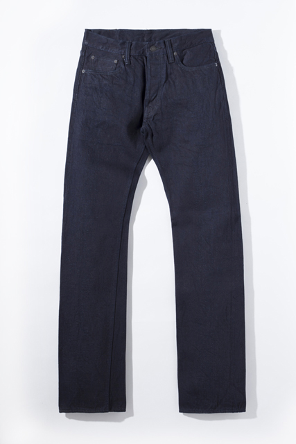 [XX-007] 14oz. Deep Indigo Slim Straight
