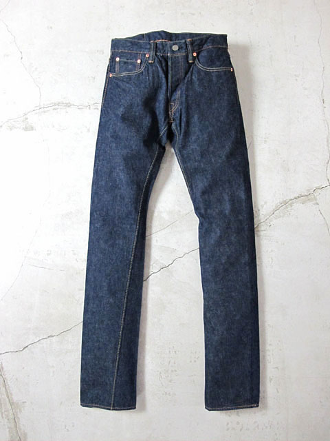 [XX-013-VTG] 14oz. Vintage Blue Slim Tapered