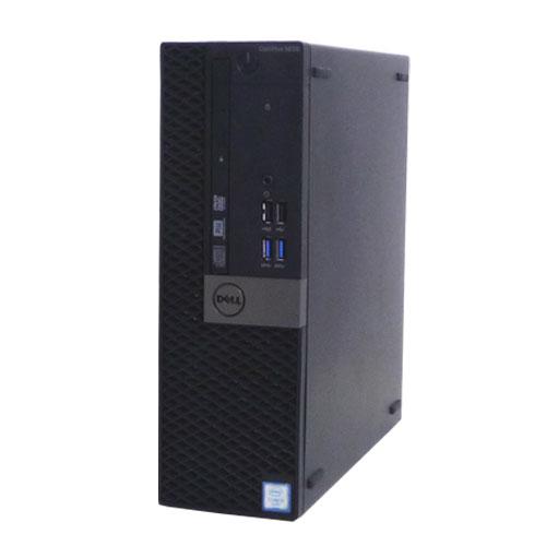 第7世代 Core i7 7700 メモリ8GB M.2 PCIe 新品SSD512GB DELL optiplex 5050SF 5050-5