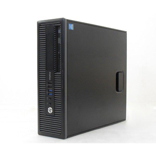 中古パソコン デスクトップパソコン Windows10 Pro 第4世代 Core i5 4570 メモリ8GB 爆速新品SSD256GB HP ProDesk 600 G1 SF 1621a9-mar