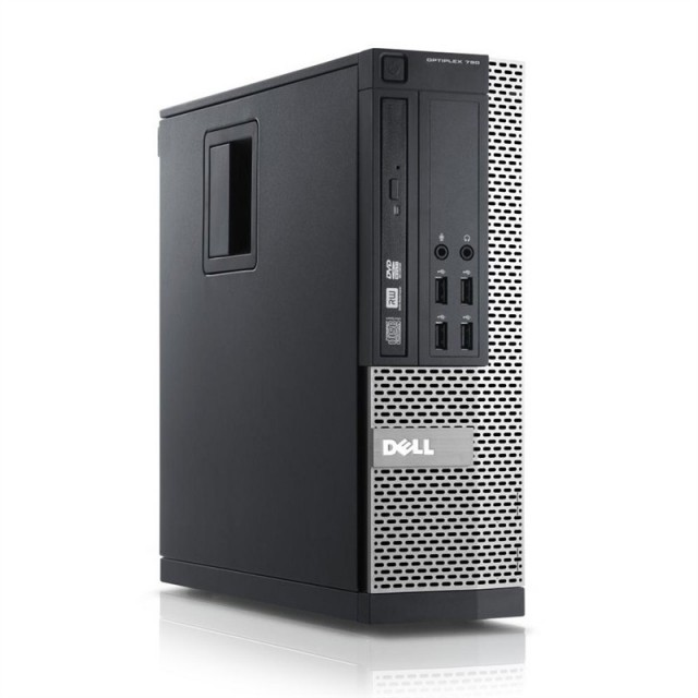 正規 Windows10 DELL optiplex 9010SF Core i7 3770 メモリ8GB 爆速新品SSD120GB+新品HDD1TB