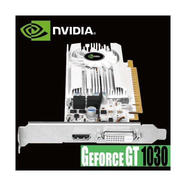 (パソコン 同時購入者様専用)新品GeforceGT1030増設