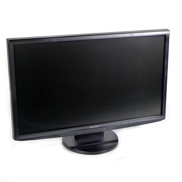中古 液晶モニタ 23型液晶 フルHD 三菱 RDT235WLM HDMI D-sub DVI t-23w