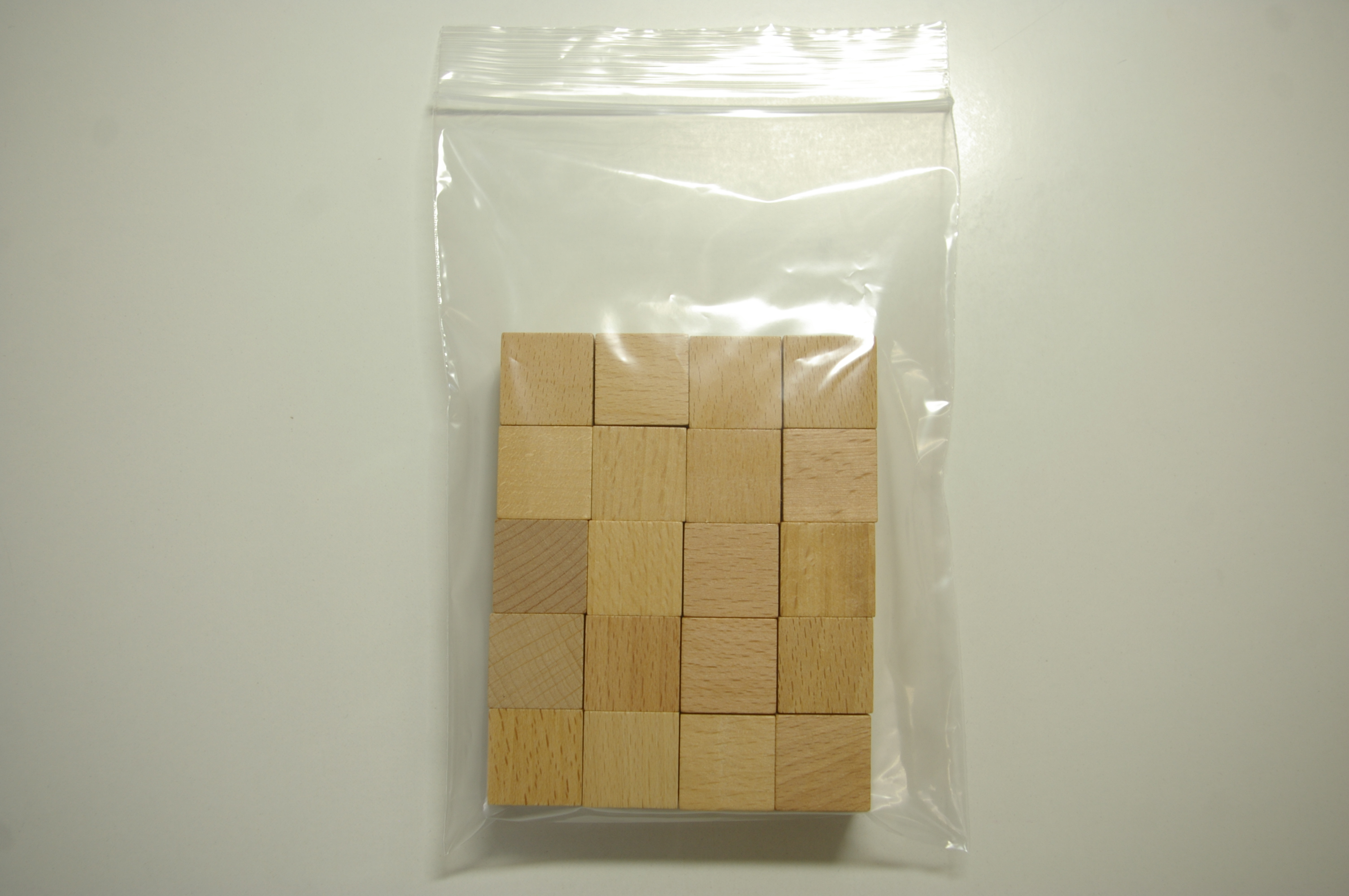 木製積み木20 個セット