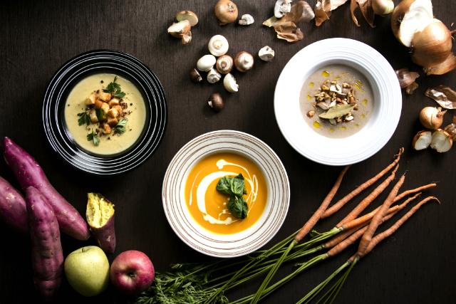 大地の恵みスープ