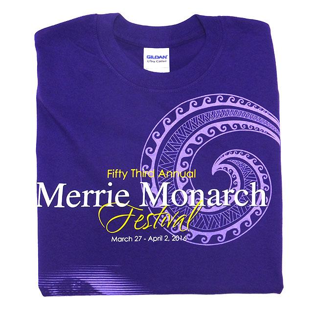 メリーモナークTシャツ2016