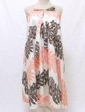3Wayスカート(ホワイト×ピンク×ブラウン Lサイズ)