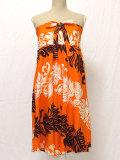 3Wayスカート(オレンジ×ブラック Sサイズ)