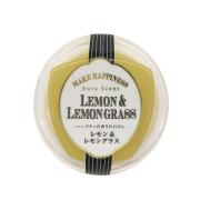 オーラセント クリアソープ レモン&レモングラス (2018年リニューアル)