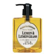 オーラセント ハンドソープ レモン&レモングラス (2018年リニューアル)