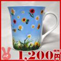 【KONITZ】Flower Eddy マグカップ