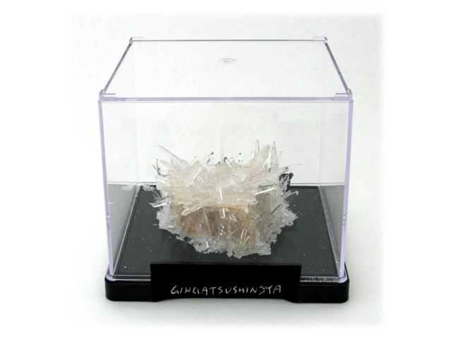 透明結晶育成キット