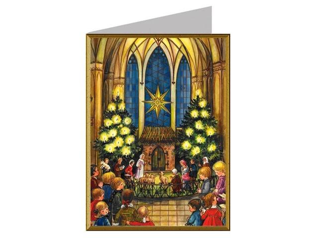 クリスマスカード99713