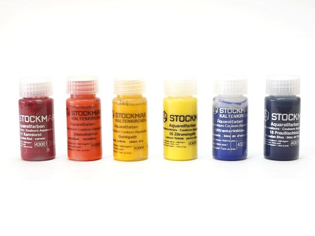 【026-C】シュトックマー/水彩絵の具・20ml