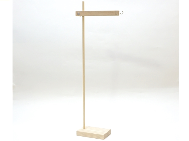 【1148】ヒンメリ用スタンド(組み立て式)【メール便不可】