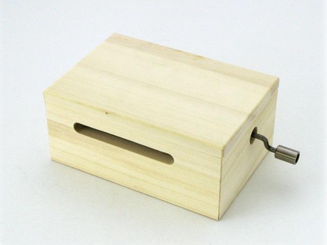 【914】カード式オルゴール・オープンタイプ