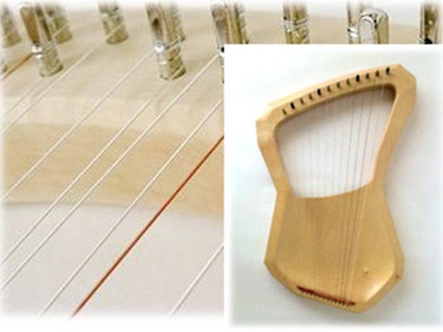 【664】コロイ/キンダーライアー12弦ダイヤトニック用弦