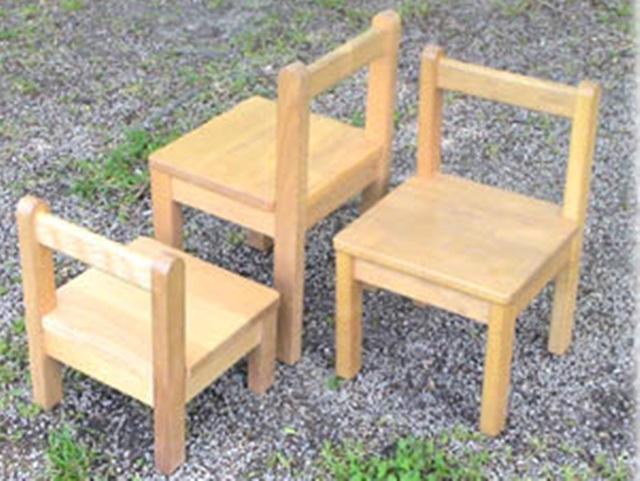 【175】【受注生産】ペロルオリジナル/幼児用椅子(いす/イス)/家具