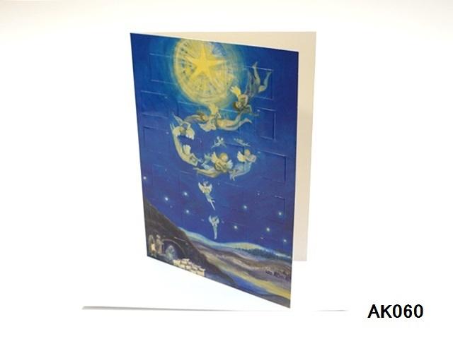 【561】Rafferel-Verlag/アドベントカレンダーno.AK060(A5)/アドヴェントカレンダー
