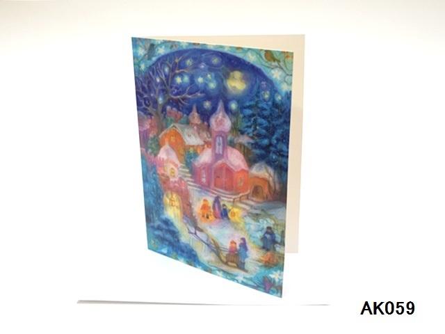 【561】Rafferel-Verlag/アドベントカレンダーno.AK059(A5)/アドヴェントカレンダー