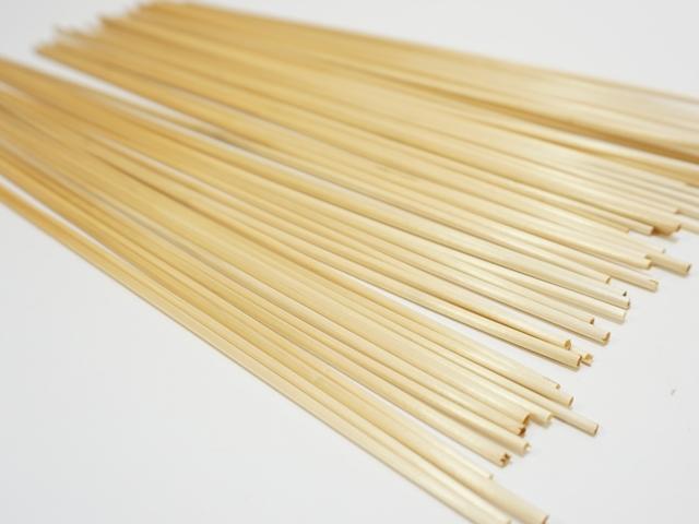 【954】ヒンメリ用/補充用/麦わら製ストロー/30cm/約50本入