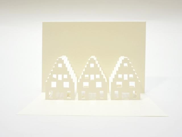 【1030】オリガミックカード/アムステルダムの街並