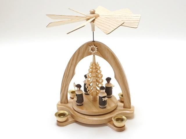 アルビンプライスラークリスマスピラミッド