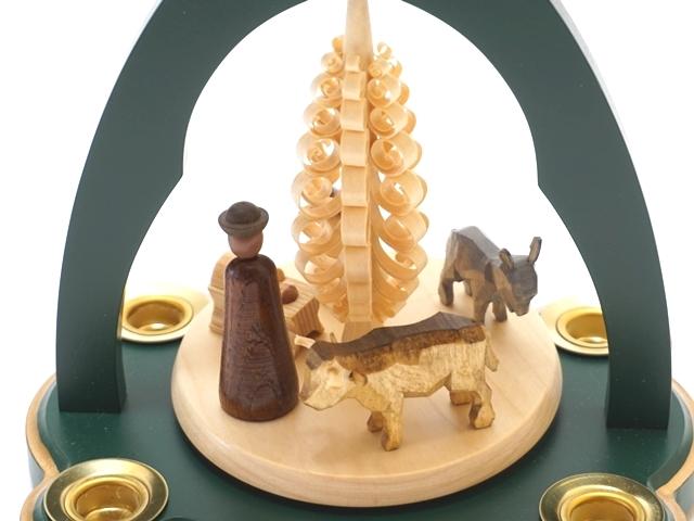 クリスマスピラミッド