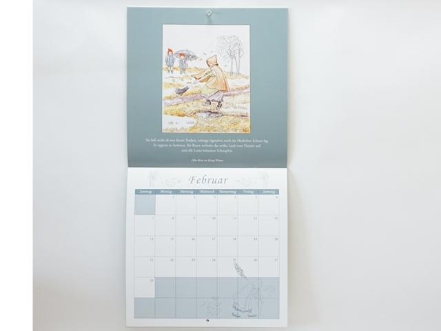ベスコフカレンダー2021