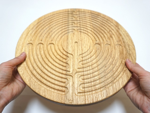 木製ラビリンス