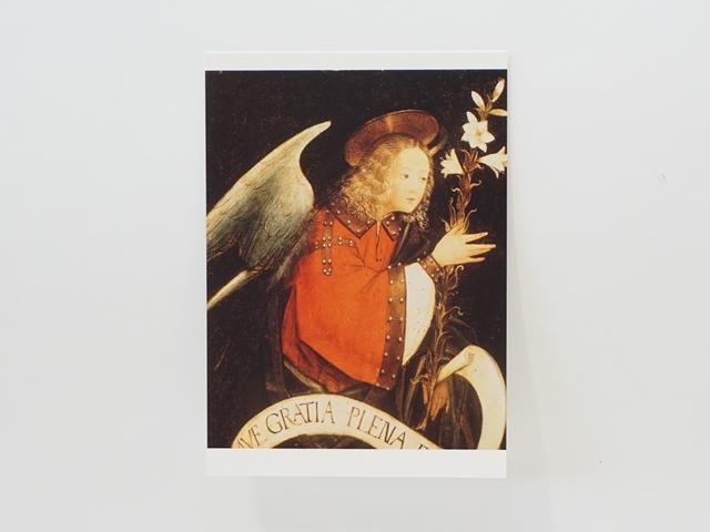【1134】Verkundigung/告知の天使/ポストカード