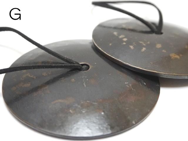 ゲオルグフィンガーシンバル鉄