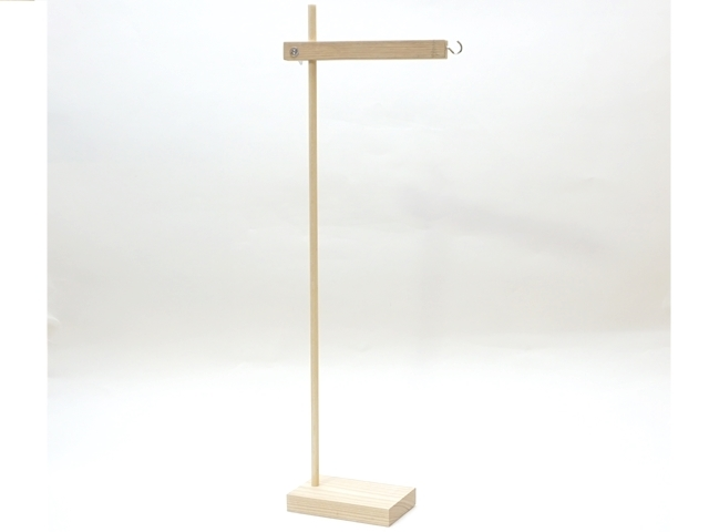 【1148】ヒンメリ用スタンド(組み立て式)