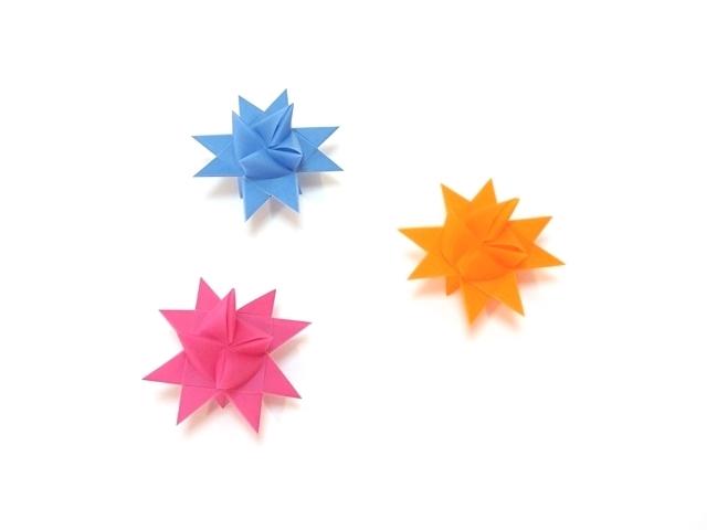 フレーベルの星 2センチ3色