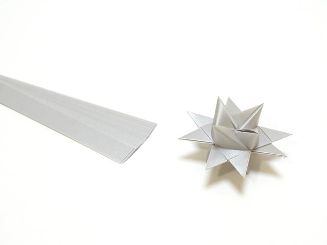 フレーベルの星の材料・シルバー