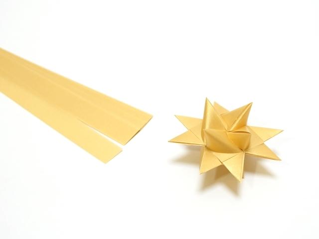 フレーベルの星の材料・ゴールド