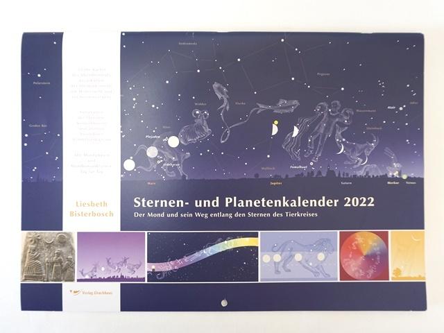 星座のカレンダー2022