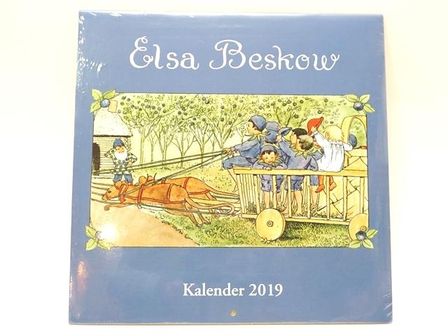 ベスコフカレンダー2019年版1