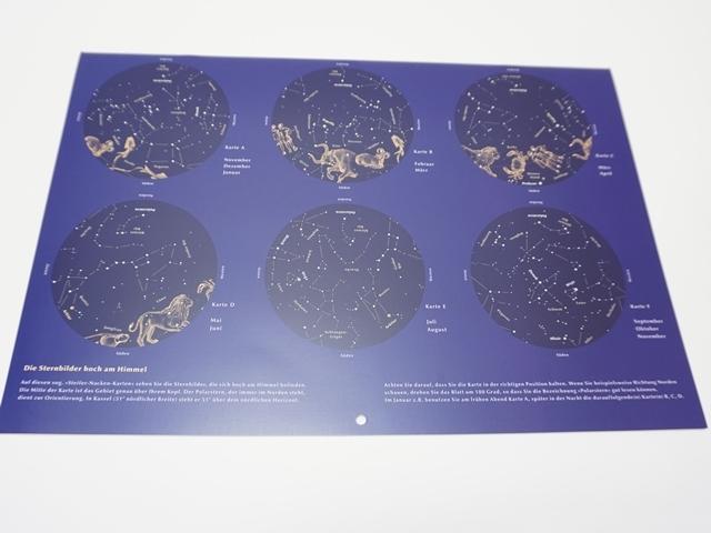 星座のカレンダー2019年版2