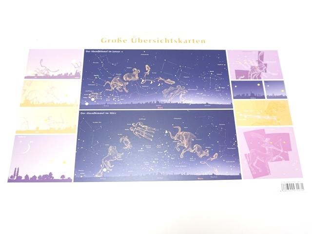 星座のカレンダー2019年版3