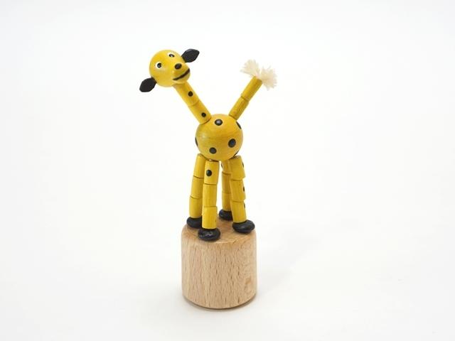 おじぎ人形キリン1