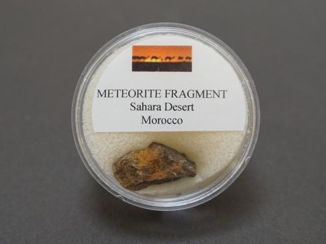 サハラ砂漠の隕石